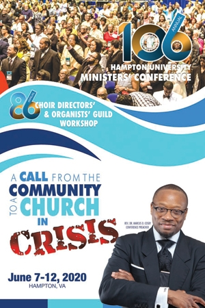 Download 2020 Ministers' Conference Brochure