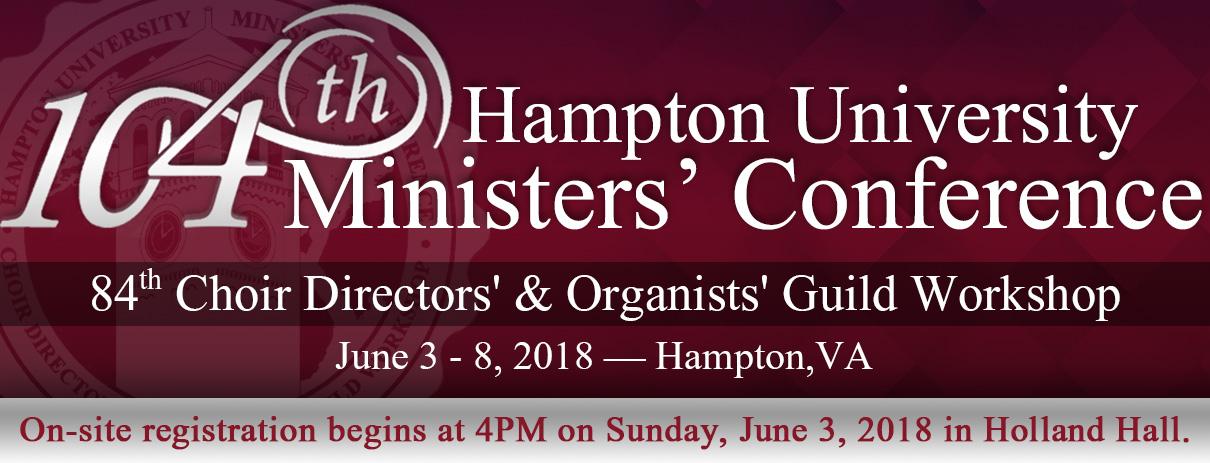 Hampton university online